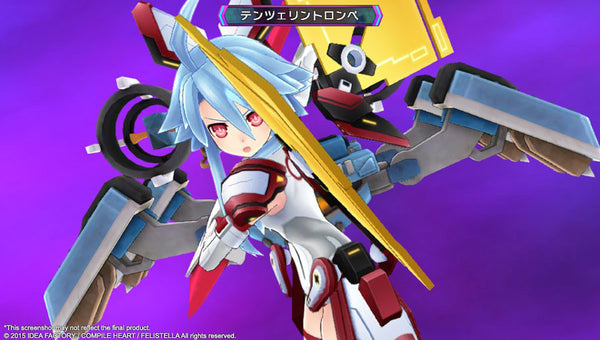 Hyperdimension Neptunia Re;Birth 3 - Standard Edition