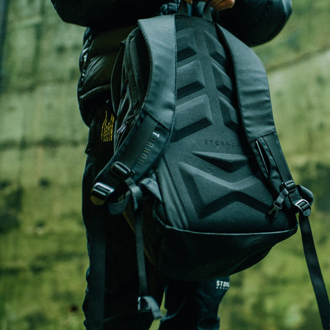 AW18 Storror EXPLORE Backpack MKII (Black)