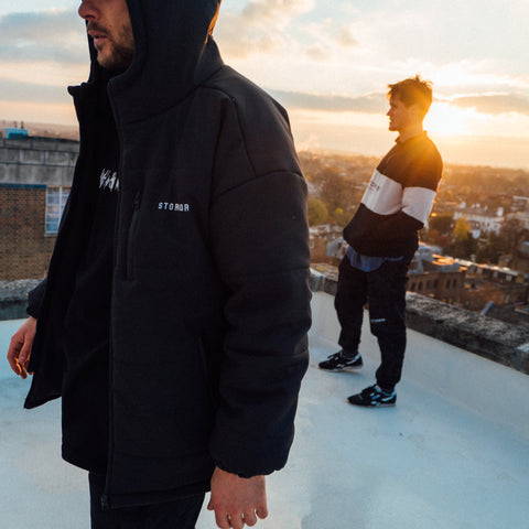 ENDURANCE Winter Coat (Black)