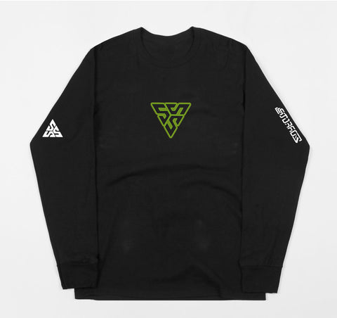2083f5f9b Alien Acid Long Sleeve (Black)