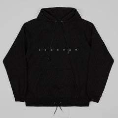 AW17 Storror Fleece Hoody (Black)