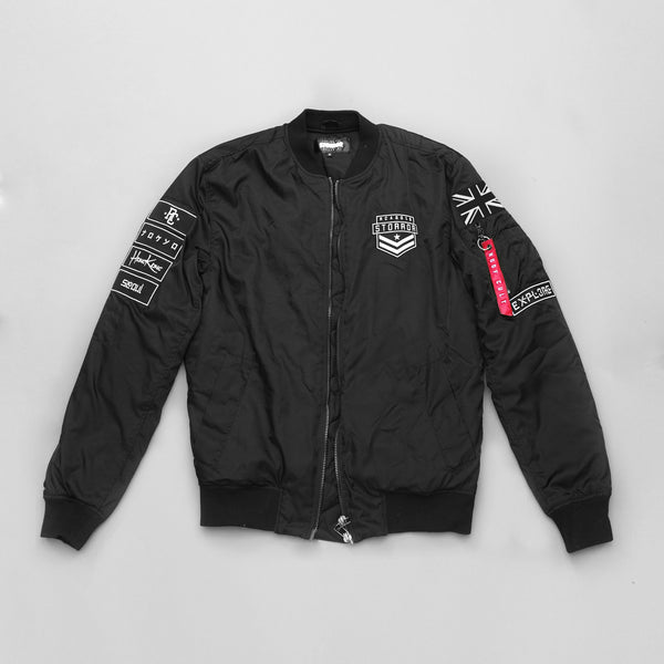 RCA Tour Jacket (Black)