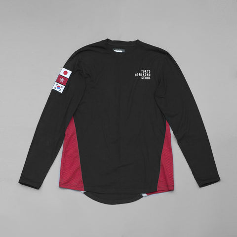 *RCA Tour Jersey Longsleeve (Red)