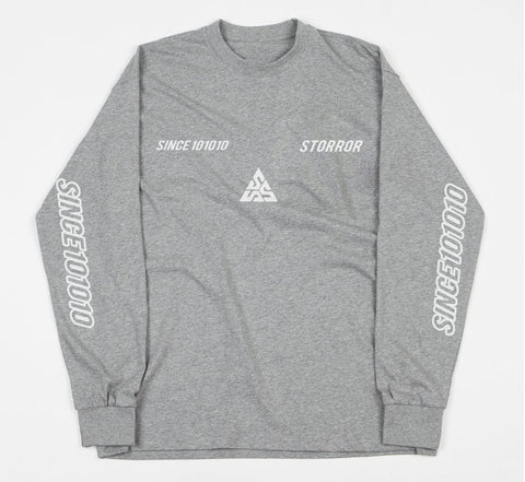 * FMX Racer Long Sleeve (Grey)