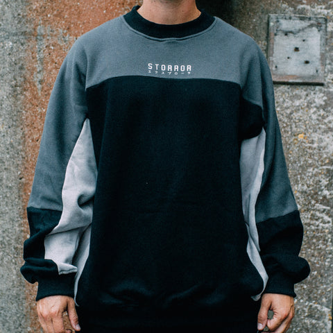 *CONTROL Panel Sweatshirt (Black)