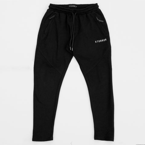 Classic Storror Drop Crotch Sweatpants MKII (Black)