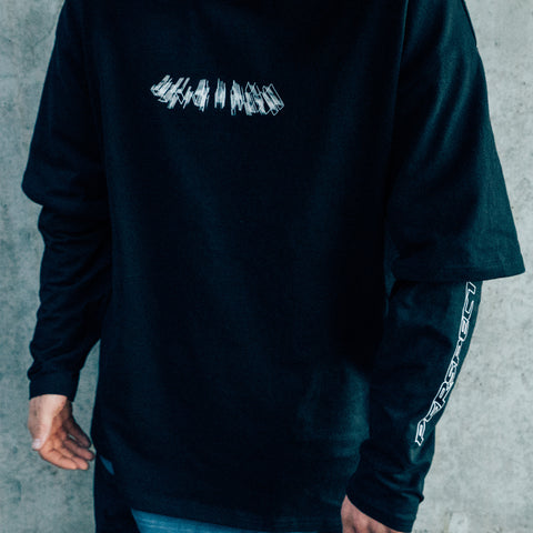 Double Layer VISION Long Sleeve (Black)