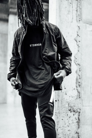 Storror Explore Windbreaker Mk II (Black)