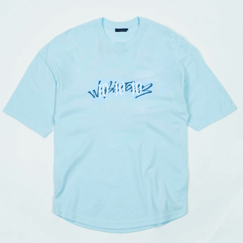 World Tour Dates T-Shirt (Blue)