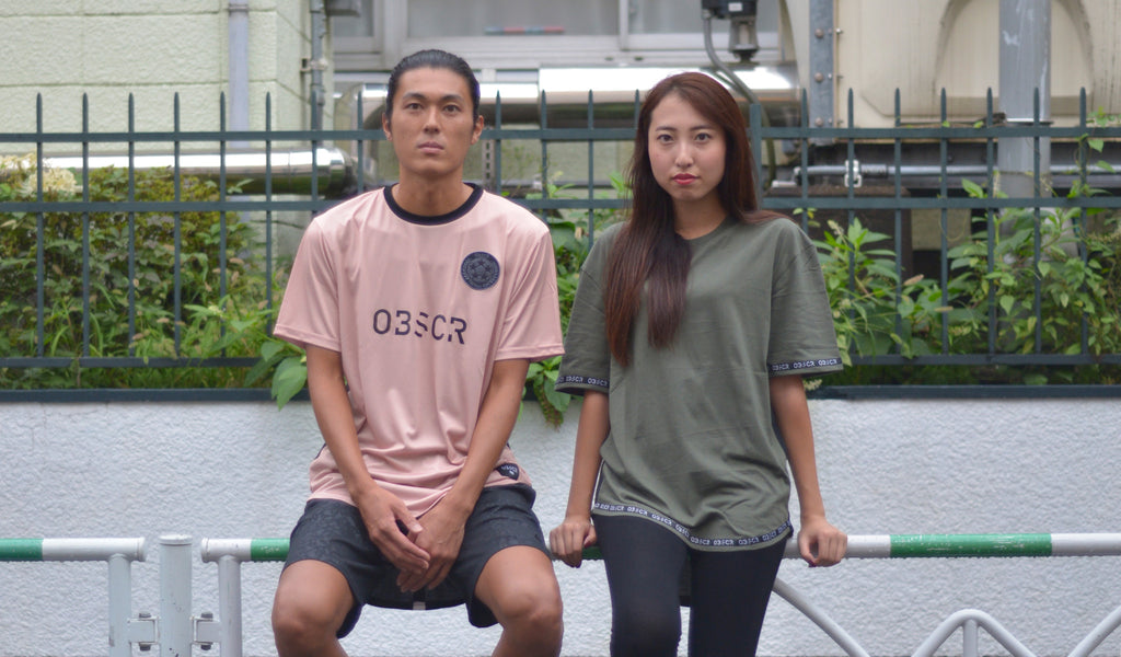 'TOKYO' Lookbook for Tribute Collection