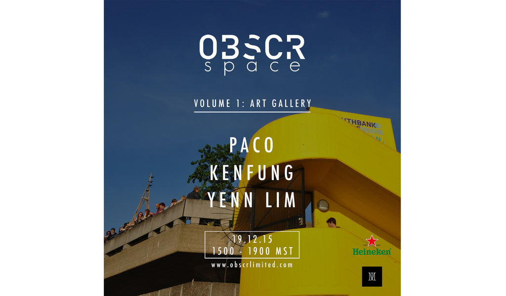 OBSCR Space Volume 1: Art Gallery