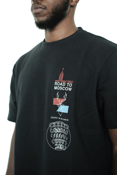"""Road To Moscow"" Tee"