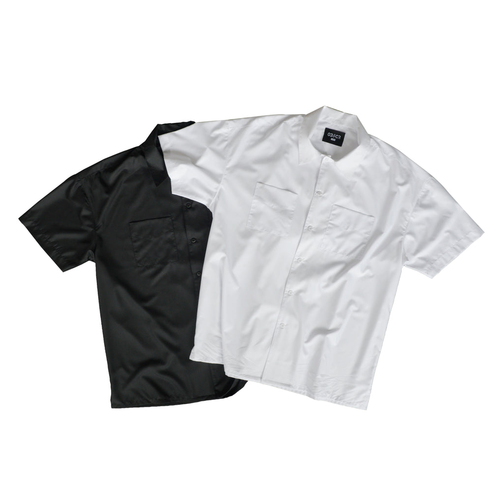 Revere Collar Shirt (2 Pack)