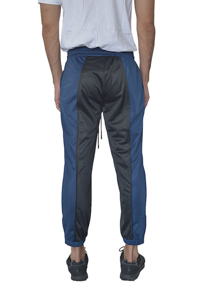 'Midnight' Contrast Track Pants
