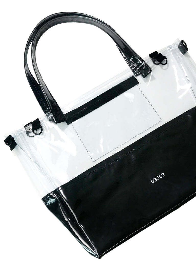 Half Screen Shopper Tote