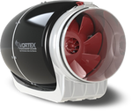 "Vortex S-600 340 CFM 6"" Inline Fan"