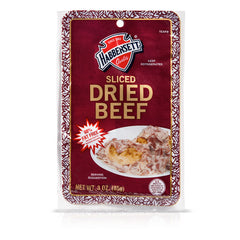 SLICED DRIED BEEF