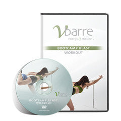Vbarre Bootcamp Blast Workout