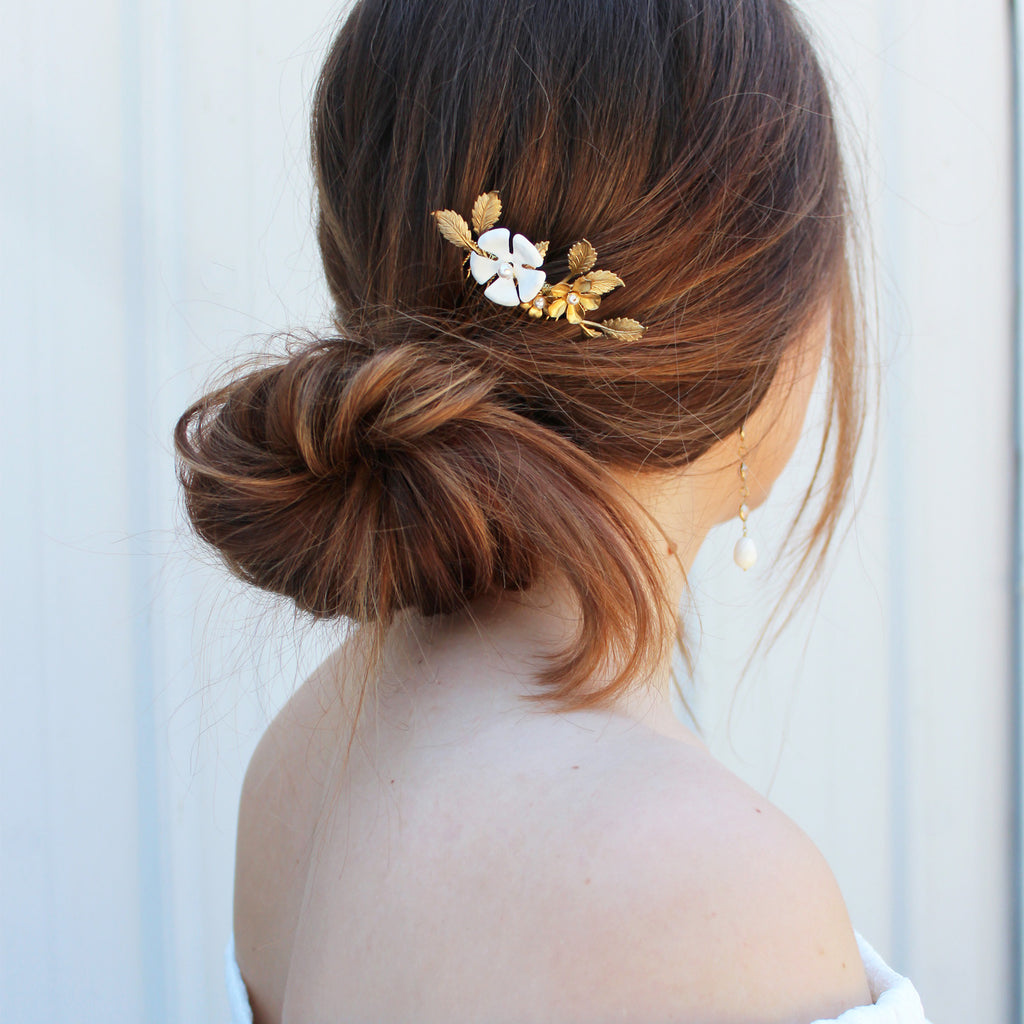Regal Garden Hair Comb