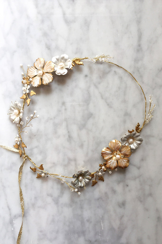 Somerset Halo Headpiece