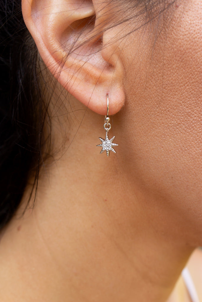 Starbrite Drop Earrings