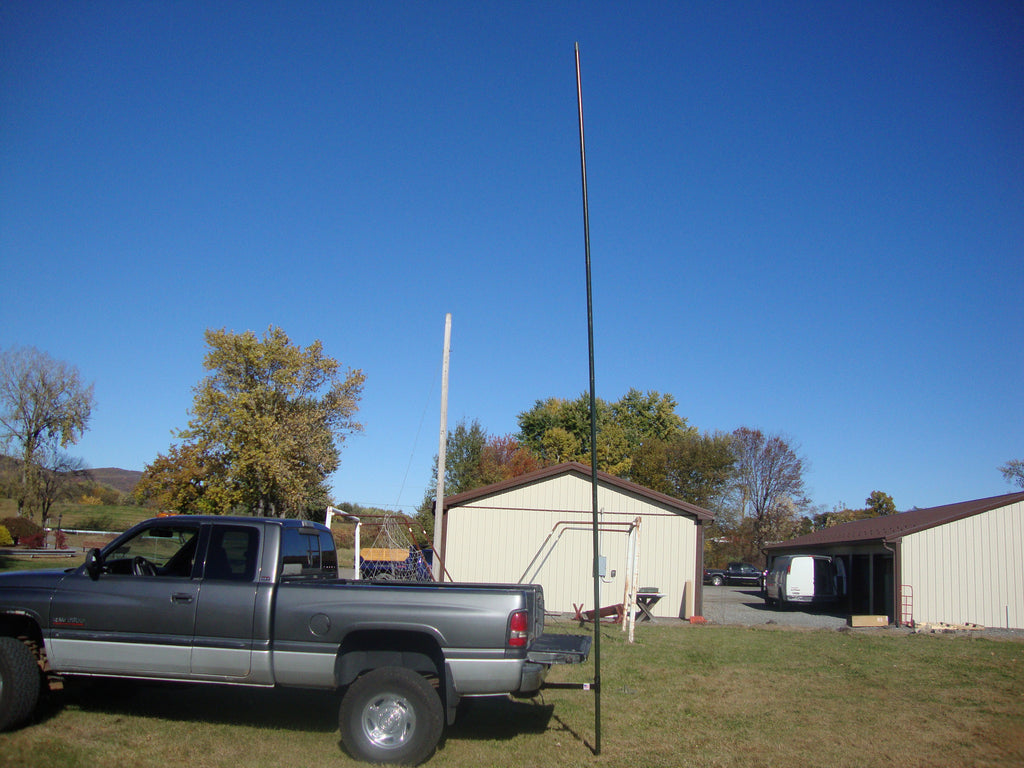 A Portable Antenna Mast For Rally Use – Northeast Rally Radio Club