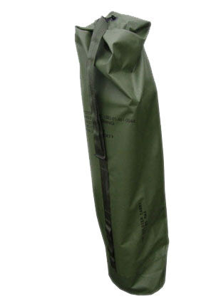 Military Antenna Mast Pole Rubberized Carry Bag