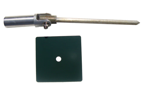 "Antenna Swivel Stake Used With Military 48"" Mast Pole With Plate. FREE SHIPPING WITHIN THE U.S.!"