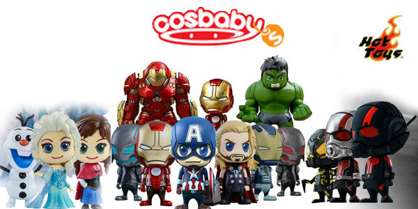 Cosbaby Hot Toys Collectibles