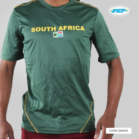 Men's South Africa Rugby T-Shirt SKU: 116839