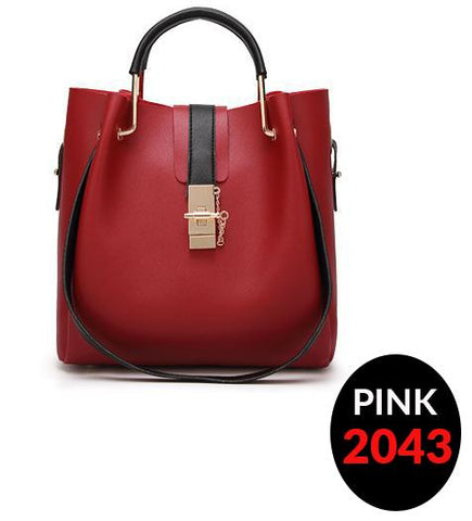 2f3921a0b7 LE QUEEN TOP HANDLE HANDBAG SKU 2043