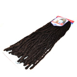 "Sapphire Durban Dread Premium Syntheitc Locs 22"" SKU DurbanDread22 hotdot"