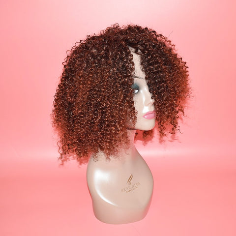 Evelyn New Regina WIG SYNTHETIC 14INCH SKU Evelyn14