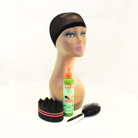 Wig Maintain Kit SKU WMK4