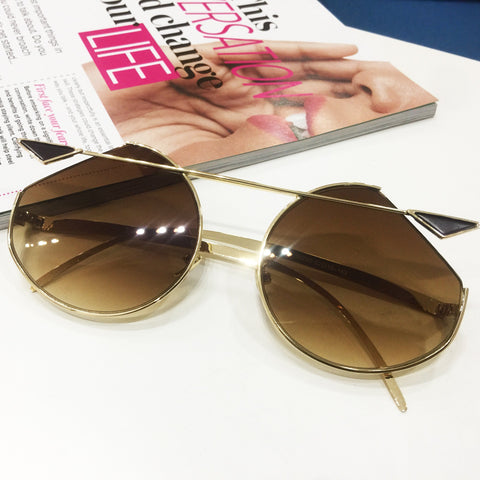 Fashion Design Women Sunglasses + Free Glasses box SKU F260 | Hotdot