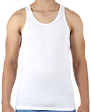 BLKT Casual Sleevless Vest (White) SKU: BLKT2017TW