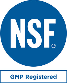 NSF GMP Registered Facility
