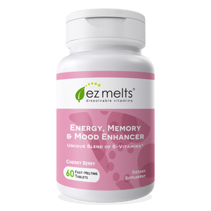 Energy, Memory & Mood Enhancer