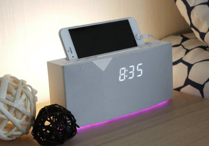 Wake Up Using Alarm Clock With Power Adapter To Conquer Your Dreams