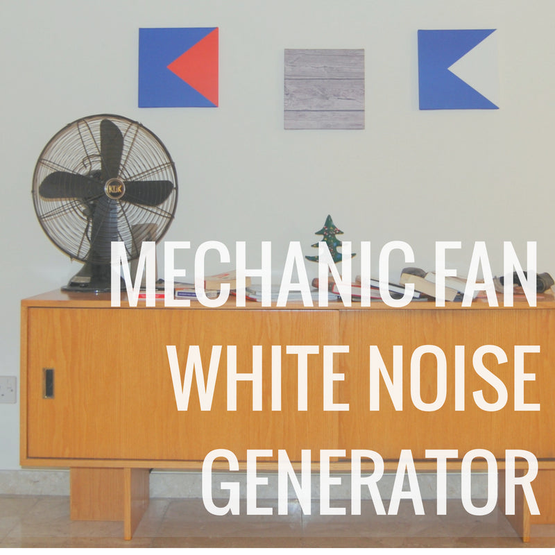 Introducing the DOZZI White Noise Generator & Nightlight