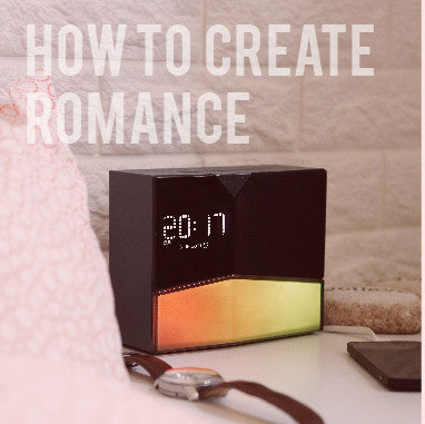 How To Use Color To Create More Romance?