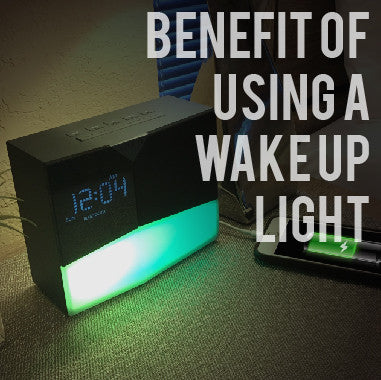 Feel More Alert When Your Alarm Goes Off - Even If It's Still Dark Outside