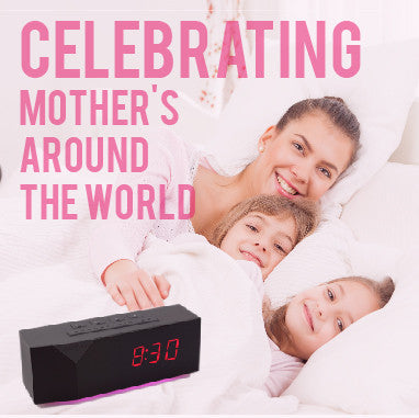 Celebrating Mothers Around The World