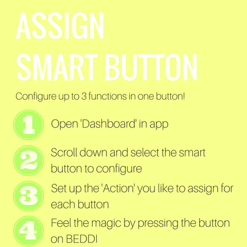 Set up Smart button
