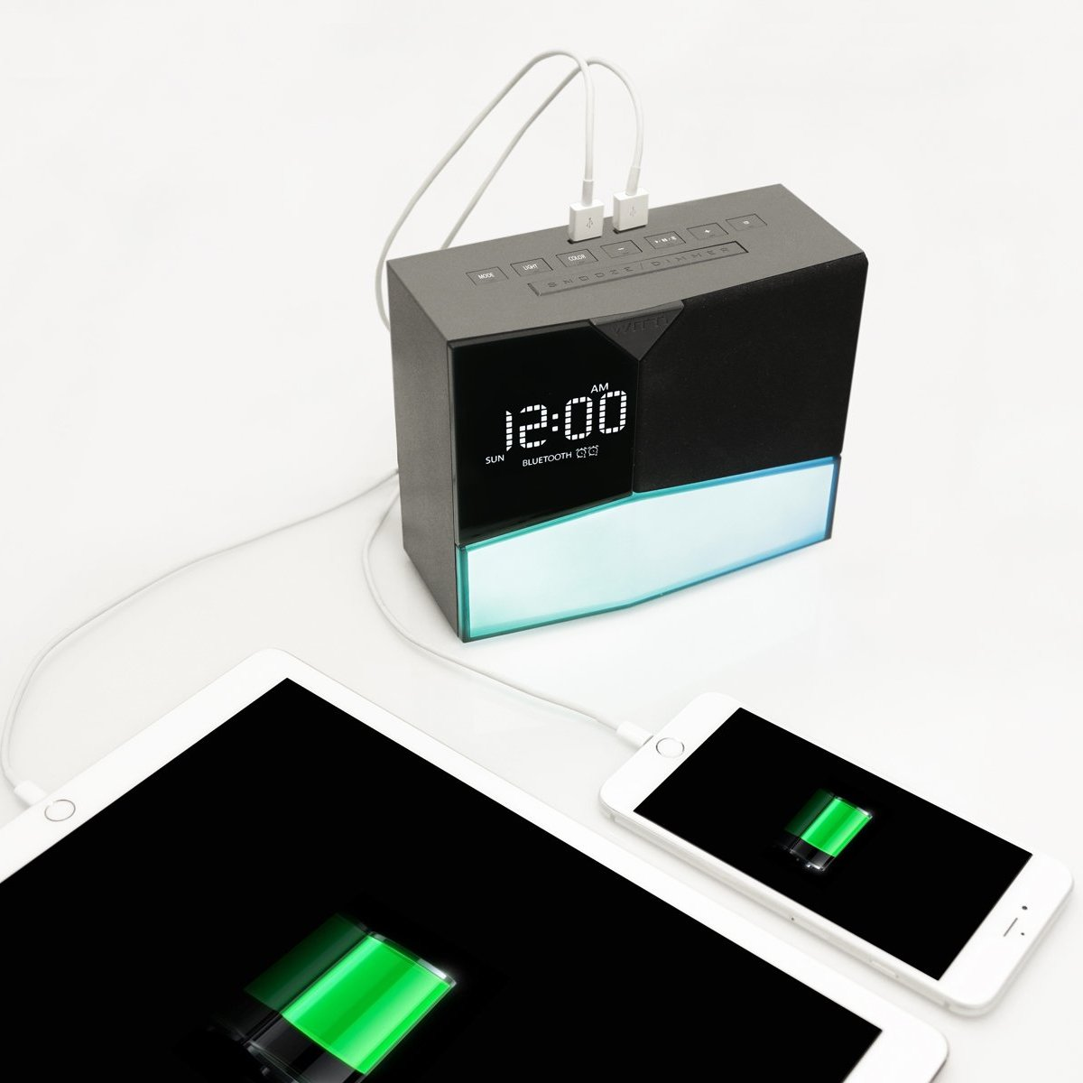 BEDDI Glow SE - Wake Up Light with Bluetooth Speaker