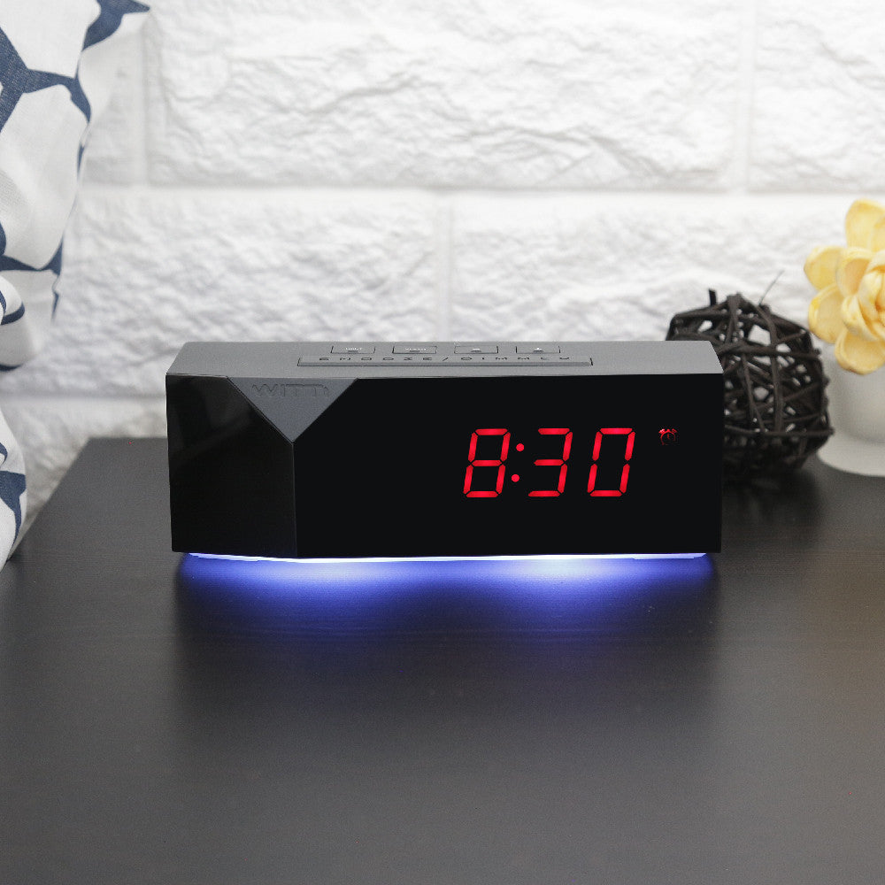 BEDDI Charge USB Alarm Clock