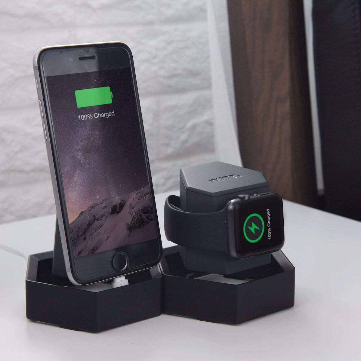HEXXI Watch - Stylish Cable Organiser and Charging Stand