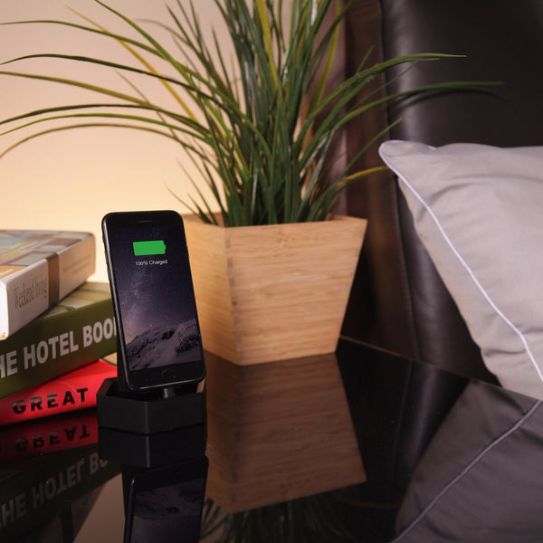 HEXXI Phone - Stylish Cable Organiser and Charging Stand