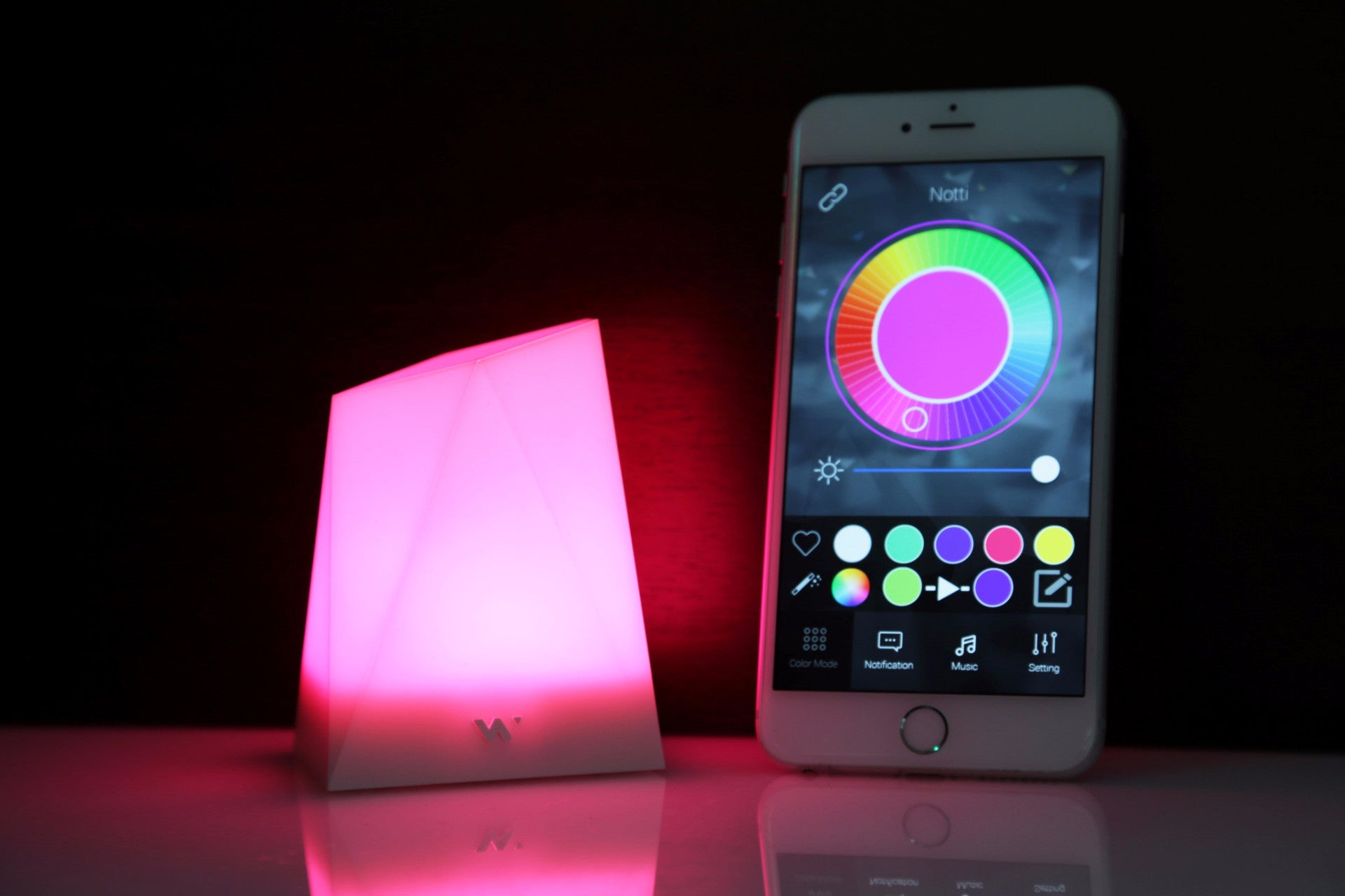 Image result for Notti Smart Light by Witti