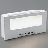 BEDDI - Smart Intelligent Alarm Clock - Back light with adjustable brightness
